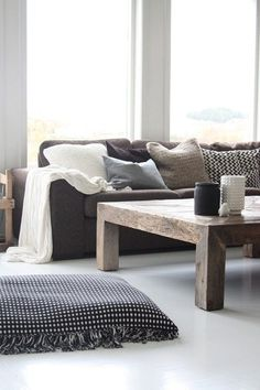 45 Beautiful Scandinavian Living Room Designs