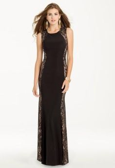Sequined  Dress with