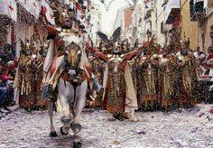 Fiestas de Moros y Cristianos de #Alcoy #Alcoi #MorosyCristianos