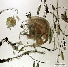 Hong Yi (1880–1942) (Chinese: 弘一大師 Hóngyī Dashi /李叔同 Li Shutong) was a Chinese Buddhist monk, artist and art teacher.