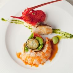 masterpiece of chef at LAGUNAVEIL PREMIER
