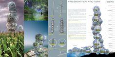 Freshwater Factory Skyscraper- eVolo | Architecture Magazine