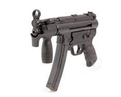 heckler and koch machine pistol | Heckler & Koch MP5K 9 x 19mm sub-machine gun « Foxtrot – Firearms ...