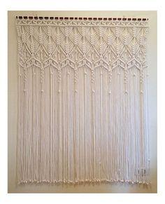 ผลการค้นหารูปภาพสำหรับ giant yarn macrame