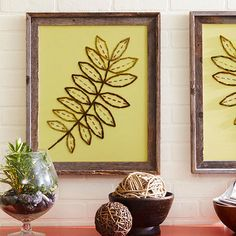 Fill your home with autumn colors and textures with these cozy fall crafts: http://www.bhg.com/thanksgiving/crafts/cozy-fall-crafts/?socsrc=bhgpin102713fallcrafts&page=12
