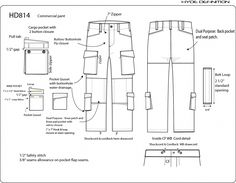 (t) Sewing pattern : Pants Army Pants, Military Pants, Backpack Pattern, Pants Pattern, Sew Pattern, Tactical Pants, Tactical Clothing, Airsoft, Clothing Patterns