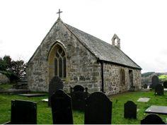 St Tysilio's Church, Church Island, Menai Bridge Anglesey Wales