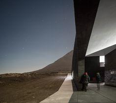 Fogo National Park Venue / OTO arquitectos