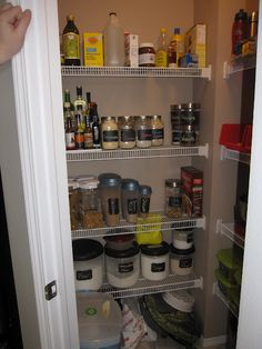 My New Pantry U0026 How I Organized It | Pantry Makeover, Pantry And  Organizations
