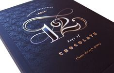 12 Days of Chocolate:  Every year Chase Design Groupcreates a holiday gift to share with clients. For 2013, they hit upon the idea of doing a chocolate gift.