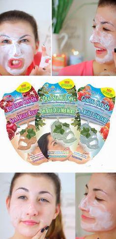 Face Masks | 17 DIY Slumber Party Ideas for Teens
