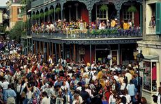 Celebrate Mardi Gras in New Orleans - Planned February 2015 - TICKED
