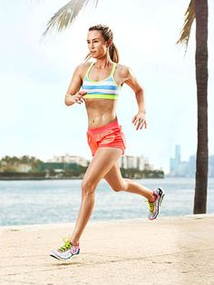 Safety tips to beat the heat while #running.