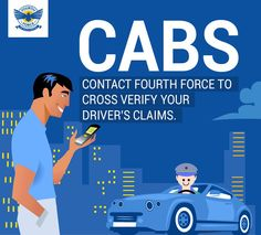 Get to know your driver's past through #FourthForce ! A leading background check company in India