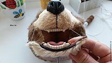 Как сделать зубки для тедди - Ярмарка Мастеров - ручная работа, handmade