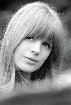 Marianne Faithfull / fotoshoot Formidable 1966 (?)