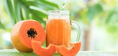We've harnessed the heavenly flavor of papaya in this simple smoothie recipe. Taste the tropics, kick back, and put your feet up as you sip to your health!