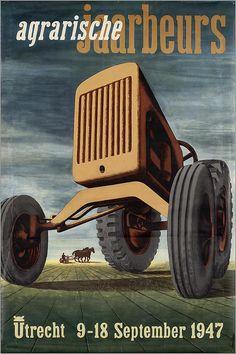 1947 Utrecht Agricultural Fair