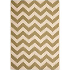 Safavieh Courtyard Green/Beige 5 ft. 3 in. x 7 ft. 7 in. Area Rug-CY6244-244-5 - The Home Depot