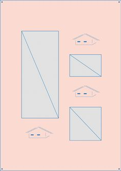 tadashi-ueda:    近いけど、遠い。  ※再投稿  Design: Tadashi Ueda
