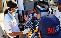 Una mujer con 36 semanas de embarazo dio a luz dentro de una ambulancia del Sistema Nacional de Atención a Emergencias y Seguridad 911