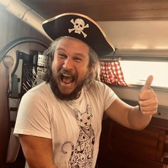 Who's so happy?  And why is that? 🥳🎂🍾💐 . . My pirate was born 41 years ago today.  He has experienced a lot on his way - good and bad. . . At the moment we are probably having the best time together - our life dream!  I hope that we will celebrate many more birthdays on our Lagertha! . . I love you!!! Happy Birthday my Love! 💕💕💕 . . #birthday #happy #birthdaycelebration #sailingphotography #sailinglife #geburtstagskind #pirat #thumbsup #segelnmachtglücklich #bordleben #sailinstagram… Happy Birthday My Love, Lagertha, Birthday Celebration, Sailing, Birthdays, In This Moment, Celebrities, Instagram, Life