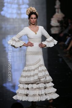 Fotografías Moda Flamenca - Simof 2014 - Hermanas Serrano 'Sueños' Simof 2014 - Foto 17