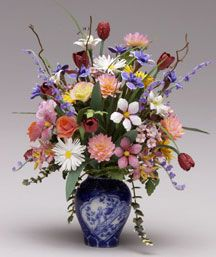 Pepperwood Miniatures - Floral Design