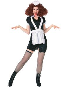 Rocky Horror Picture Show Magenta Womens Costume #Halloween2013