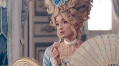 Rola in a GU commercial : Wig Styles, Reference Images, Marie Antoinette, Japanese Fashion, Pretty Pictures, Art Girl, Fashion Models, Wigs, Flower Girl Dresses