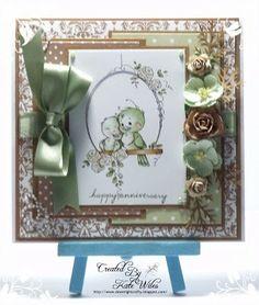 Hobby House Anniversary Card