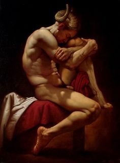 Roberto Ferri - 'De Caravaggio al Postmodernismo' Roberto Ferro (born 1978) is an Italian artist and painter from Taranto, Italy, who is deeply inspired by Baroque painters (Caravaggio in particular) and other old masters of Romanticism
