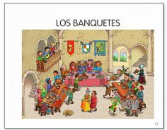 Banquetes Medieval, Keith Haring, Chateau Moyen Age, Class Decoration, Animation, Knight, Bible, Album, Painting