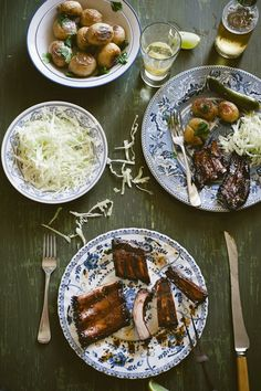 How to make Barbecued Ribs in the oven (Souvlaki For The Soul)