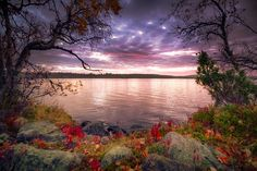 Photograph autumn morning on the mountain by Jørn Allan Pedersen on 500px