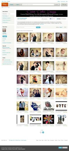Visit Picture Perfect design on etsy for Professional photo editing and design.