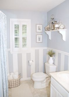 Bathroom Décor: Quick Bathroom Decorating on a Budget – The Budget Decorator