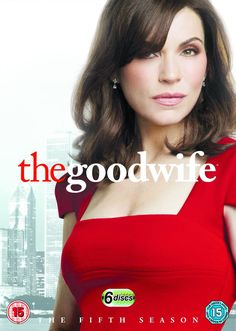 """The Good Wife: Season 5 (2013) created by Michelle and Robert King, starring Julianna Margulies, Josh Charles, Christine Baranski, Matt Czuchry, Archie Panjabi and Chris Noth. """"Alicia has been a good wife to her husband, a former state's attorney. After a very humiliating sex and corruption scandal, he is behind bars. She must now provide for her family and returns to work as a litigator in a law firm."""""""