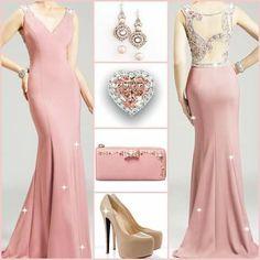 97 Tendencias De Vestidos Rosas Para Explorar Vestidos