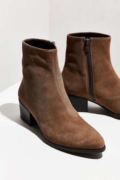 Shop Vagabond Marja Suede Ankle Boot at Urban Outfitters today. We carry  all the latest