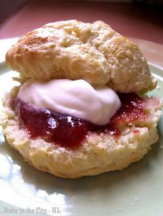 how to make high fluffy scones