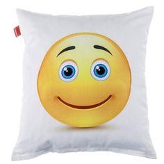 Vankúš Smile obliečka 45x45 cm     #vankuse#dremandfun#obyvacka#detskaizba#spalna Tweety, Fun, Fictional Characters, Fantasy Characters, Hilarious