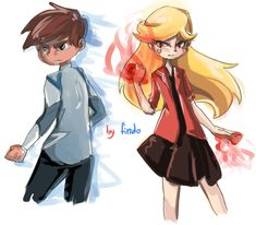 star vs the forces of evil crossover - Buscar con Google