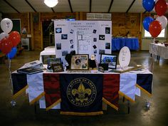 Eagle Scout Display by jvc_scout_mom, via Flickr