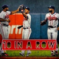 10 straight win!
