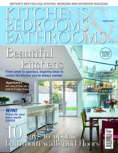 Photo On Kitchens Bedrooms u Bathrooms magazine March