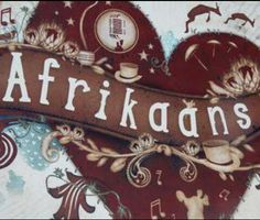 Afrikaans, my hart se punt I Am An African, Kwazulu Natal, My Land, E Cards, Way Of Life, 6 Years, The Book, South Africa, Childhood
