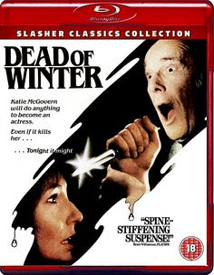 DEAD OF WINTER BLU-RAY 88 FILMS SLASHER CLASSICS COLLECTION SPINE #8
