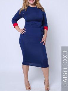 Fashionmia best dress for plus size women - Fashionmia.com