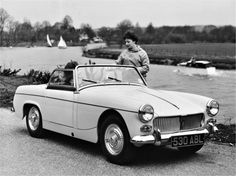 1961 MG Midget.